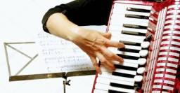 Aulas de música presencial ou online!