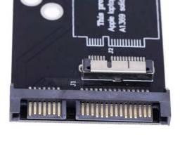 Apple Macbook Air A1370 A1369 2011 Adaptador Ssd 6+12 pin Para Sata comprar usado  Fortaleza
