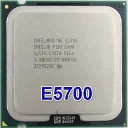 Processador e5700. 3.0ghz