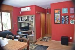 Apartamento 2D reformado c/box escriturado