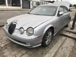 Sucata Jaguar S-Type V8, para retirada de peças comprar usado  Pinhais