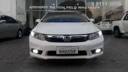Honda Civic Sedan LXR 2.0 Flexone 16V Automático! Abaixo da Tabela! Completo! - 2014