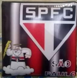 MINi PUF do São Paulo pra ir hoje