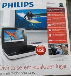 DVD Player Portátil Philips