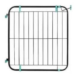 Grade Portão Proteção Bebe Criança 70 Á 115cm Escada Pet