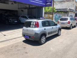 FIAT UNO 2011/2011 1.0 EVO WAY 8V FLEX 4P MANUAL - 2011