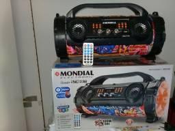 Rádio 6 mêses de uso na garantia