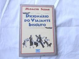 Livro Dicionário do viajante insólito