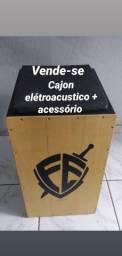 Cajon Eletroacústico