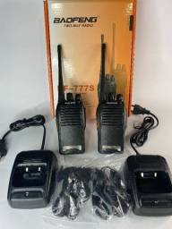 Kit Radio Comunicador (Loja na cohab) entrega gratuita
