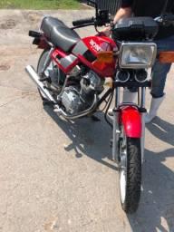 Honda titan 125 ano 96 reliquia