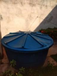 Vendo caixa d'água FortLev 2000l