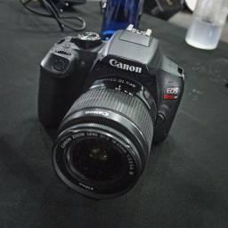 Câmera Canon T6 (corpo)