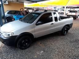 Fiat Strada 1.4completo Flex conservado