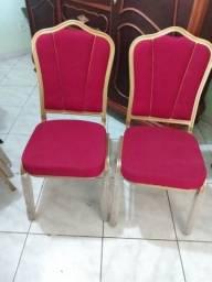 Belíssimas cadeiras Rio decor novas valor se refere a unidade