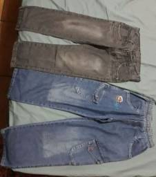 Vendo lote de calça infantil