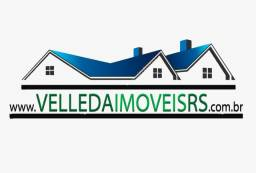 Velleda oferece sítio 1800 m² condomínio, casa de alvenaria a 700 mts RS040