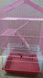 Gaiola de Hamster de 04 Compartimento