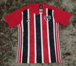 Vende-se camisas do são Paulo original Adidas n2 Produto em maos