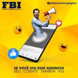 Gerenciamento de Redes Sociais - Facebook e Instagram