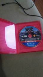 God of War PS4 Troco