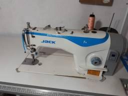 Máquina de costura industrial reta Jack direct drive