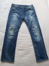 calça jeans diesel tam 44