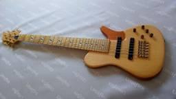Baixo de Luthier 6 Cordas Bartolinni G6