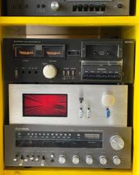 Receiver tape reverb gradiente