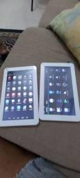 2 tabletes Qbex tela de 10