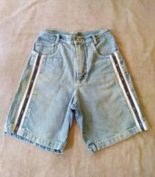 Short Jeans Unissex Tamanho 44
