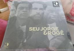 Vinil Seu Jorge & Rogê - Night Dreamer