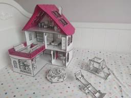 Casa de boneca Polly