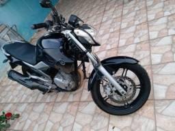 Troco por moto mais nova volto a diferença no dinheiro