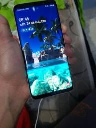 S9 lindo impecavel com carrgador celular top