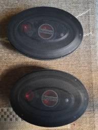 Alto falantes bomber 6x9