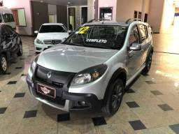 SANDERO 2011/2012 1.6 STEPWAY 16V FLEX 4P MANUAL