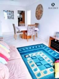 Apartamento à venda com 2 dormitórios em Coqueiros, Florianópolis cod:2244
