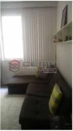 Apartamento à venda com 2 dormitórios em Flamengo, Rio de janeiro cod:LAAP22819