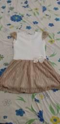 Vendo esse vestido infantil
