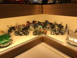 Kit 15 motos Harley Deivdson