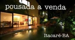 Pousada para Venda em Itacaré, 1 minuto da cidade de Itacaré, 12 dormitórios, 12 suítes, 1