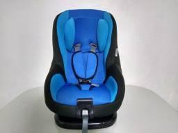 Cadeirinha Voyage azul de 9 à 18 kg reclinável