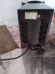 Vendo Nobreak ts shara semi novo 1800va