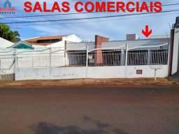 Sala Comercial Térrea para Aluguel em Village Beira Rio Itumbiara-GO