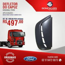 DEFLETOR DO CAPUZ ORIGINAL FORD
