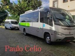 Vendo micro ônibus carroceria março polo 2011 comprar usado  Belo Horizonte