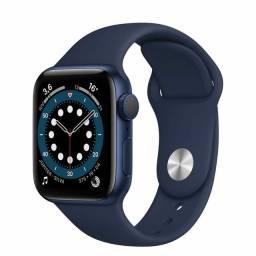 Apple Watch S6 40 mm lacrado pagto cartão 6x sem juros aceito/seu como pagto