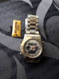 Relógio Atlantis Gold Original (( Novo ))