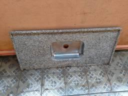 Pia de mármore usada